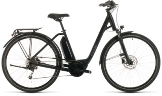 Cube Town Sport Hybrid One 400 black´n´grey Easy Entry von Radsport Ilg OHG, 73479 Ellwangen