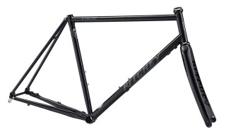 Ritchey ROAD LOGIC DISC Rahmenset 2020 Black/Grey Logo von Just Bikes, 10627 Berlin